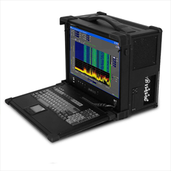 Scout CS1104 Broadband Signal Analyzer and Recorder Cobham AvComm Aeroflex