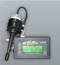 DPM-4000 Real-Time Diesel Particulate Monitor - Environmental Devices