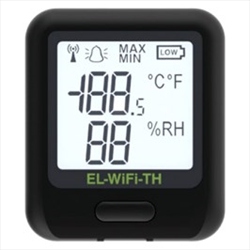 WiFi Temperature & Humidity Data Logging Sensor EL-WIFI-TH-B Lascar