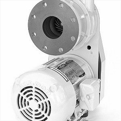 Sonic Centrifugal Blower with Welded Inlet & Outlet Flanges