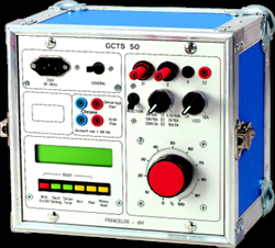 Voltage and Current Generators GCTS-350 DFV Technology