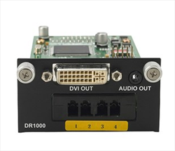 Video Distribution Equipment DR1000 Purelink