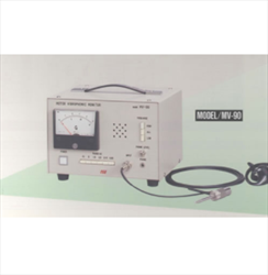 Unusual sound and vibration testing machine MV-90 ECG Kokusai