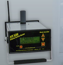 AA-3500 Airborne Particulate Monitor - Environmental Devices