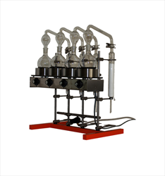 Diacetyl Stand DI-002 Lg automatic