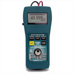 PIE 535 Process Loop Calibrator with 50mA Output