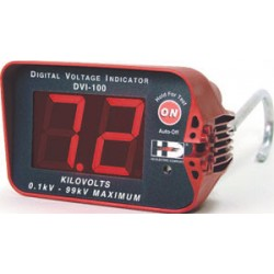 Digital Voltage Indicator with Overhead Hook Probe DVI-100 HD Electric