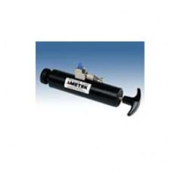 Pneumatic Hand Pump with Imperial fittings T-810 Ametek Jofra