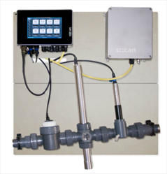 micro::station for waste water Scan