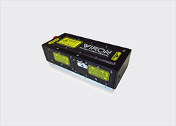 Compact pulsed Nd:YAG lasers Viron (30-50 mJ) Quantel Laser