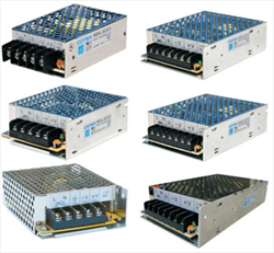 Enclosed Single Output Switching Power Supply Series GE Kepco power