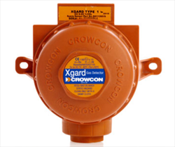 Fixed Point Gas Detector Xgard Crowcon