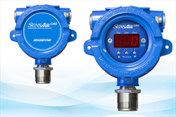 Combustible, Toxic Gas, and Oxygen Point Gas Detection Monitor SensAir Sensidyne