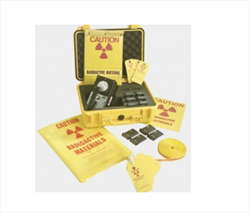 Portable Instruments Deluxe Radiological Response Kit RSCS