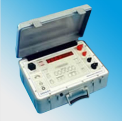 Portable 100A Precision Micro-Ohmmeter 5897 Tinsley