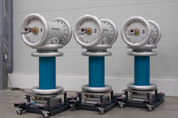 Transformer loss measuring system,  type LiMOS Highvolt