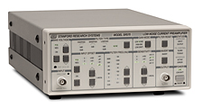Preamplifier SR570 SRS Stanford Research System