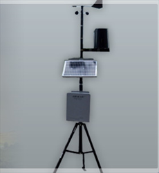 AS-2000 Modular Weather Station -  Environmental Devices