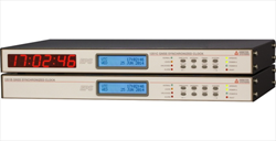 Model 1201B/C GNSS Synchronized Clock (100ns) Arbiter