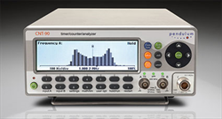 Frequency Counters/Analyzers CNT-90 Pendulum