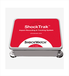SHOCKTRAK IMPACT RECORDING AND TRACKING SYSTEM ShockWatch