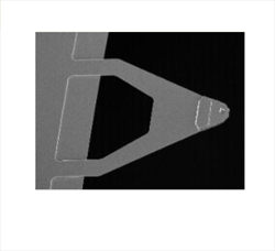 Silicon Nitride Probes HYDRA V- SHAPED CANTILEVERS App Nano