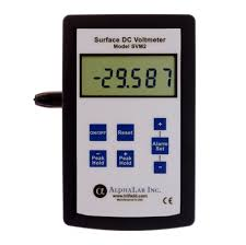 Ultra Stable Surface DC Volt Meter USSVM2 Alphalab