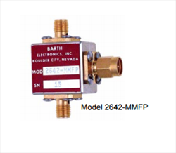 HIGH VOLTAGE PULSE MATCHED RESISTIVE POWER DIVIDER 2642-MMFP Barth Electronics