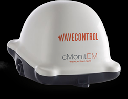 Indoor EMF monitoring cMonitEM Wave Control