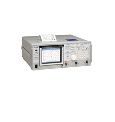 Measurement System Frequency Response Analyzer NF Corp