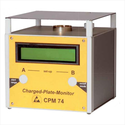 Charged Plate Monitor CPM74  Wolfgang Warmbier