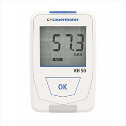 Mini Temperature And Humidity Data Logger KH50 Sauermann