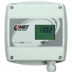 Web Sensor with PoE T4611 Comet
