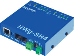 THE ULTIMATE ACCESS CONTROL SYSTEM HWg-SH4 HW group