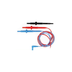 Red retractable test lead 4717-S-IEC100R HT Instrument