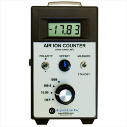 Air Ion Counter Alphalab