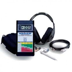 Examiner 1000 Vibration Meter/ Electronic Stethoscope System 6400-011 Monarch Instrument