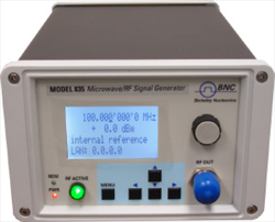 6 GHZ SIGNAL GENERATOR 835-6 BNC Berkeley Nucleonics Corporation