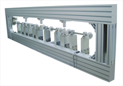Non-contact Inline sheet resistance measurement module for flat panel display NC-600 Napson