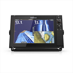NSS12 evo3 with world basemap Simrad yachting