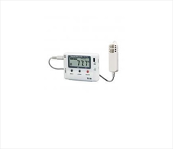 Temperature and humidity data logger TR-77Ui Tecpel