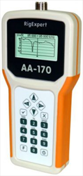 Antenna analyzers AA-170 Rig Expert