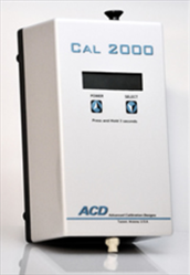 Calibration Gas Instrument Cal 2000 ACD Advanced Calibration