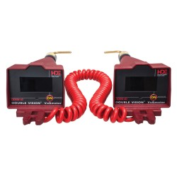 Dual Digital Display Voltmeter 40kV DDVM-40 HD Electric