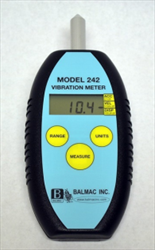 Analog Vibration Meters 242 Pocket Vibration Meter Balmac