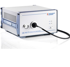 The ideal spectrometer for fast and highly accurate measurements - CAS 140CTS - Instrument Systems