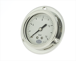 Bourdon tube pressure gauge M5010 Series Georgin