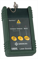 LASER SOURCE (1310/1550nm) 580XL-FC Greenlee