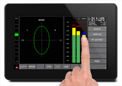 Compliant Audio, Loudness and Logging System DK T7 Stereo Dk Technologies