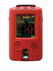 The Intrinsically Safe Tracerco™ Personal Electronic Dosimeter (PED) PED-IS Tracerco